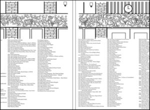 Calvary Vine Design Guide Left and Right