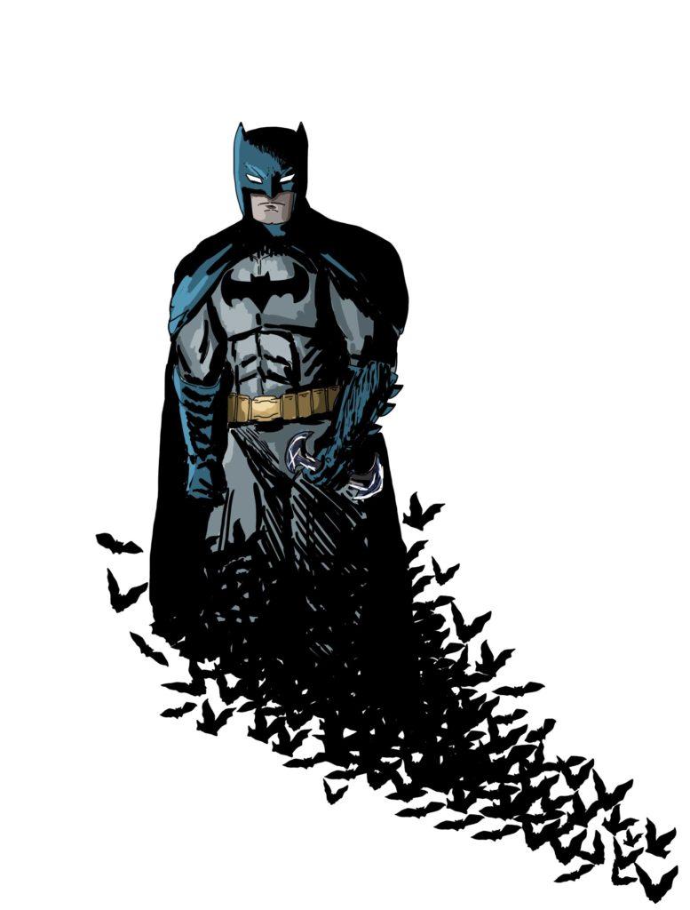 Batman Day 2015 Digital Art