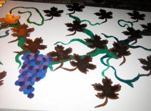 Calvary Vine Design 2
