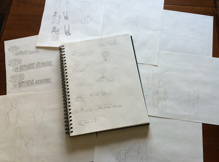 Family Clinic of Natural Medicine Sketches2