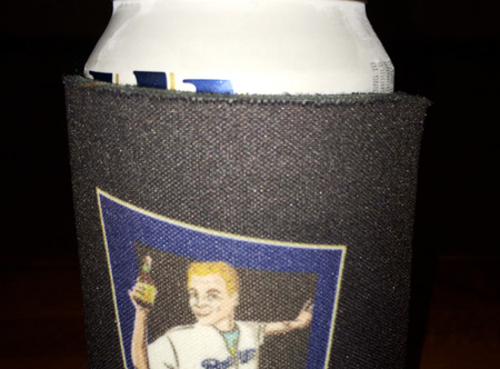 Mike Georgia Can Koozie Can