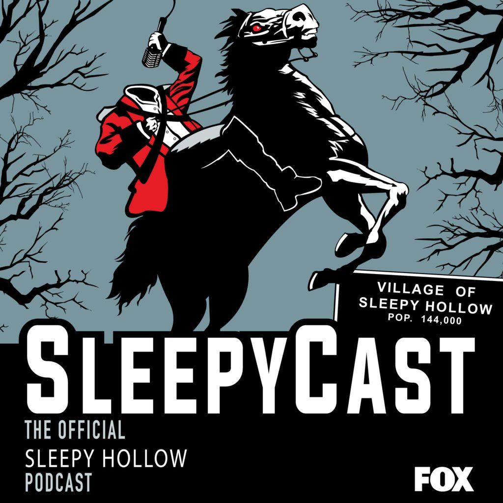 SleepyCast Podcast Cover